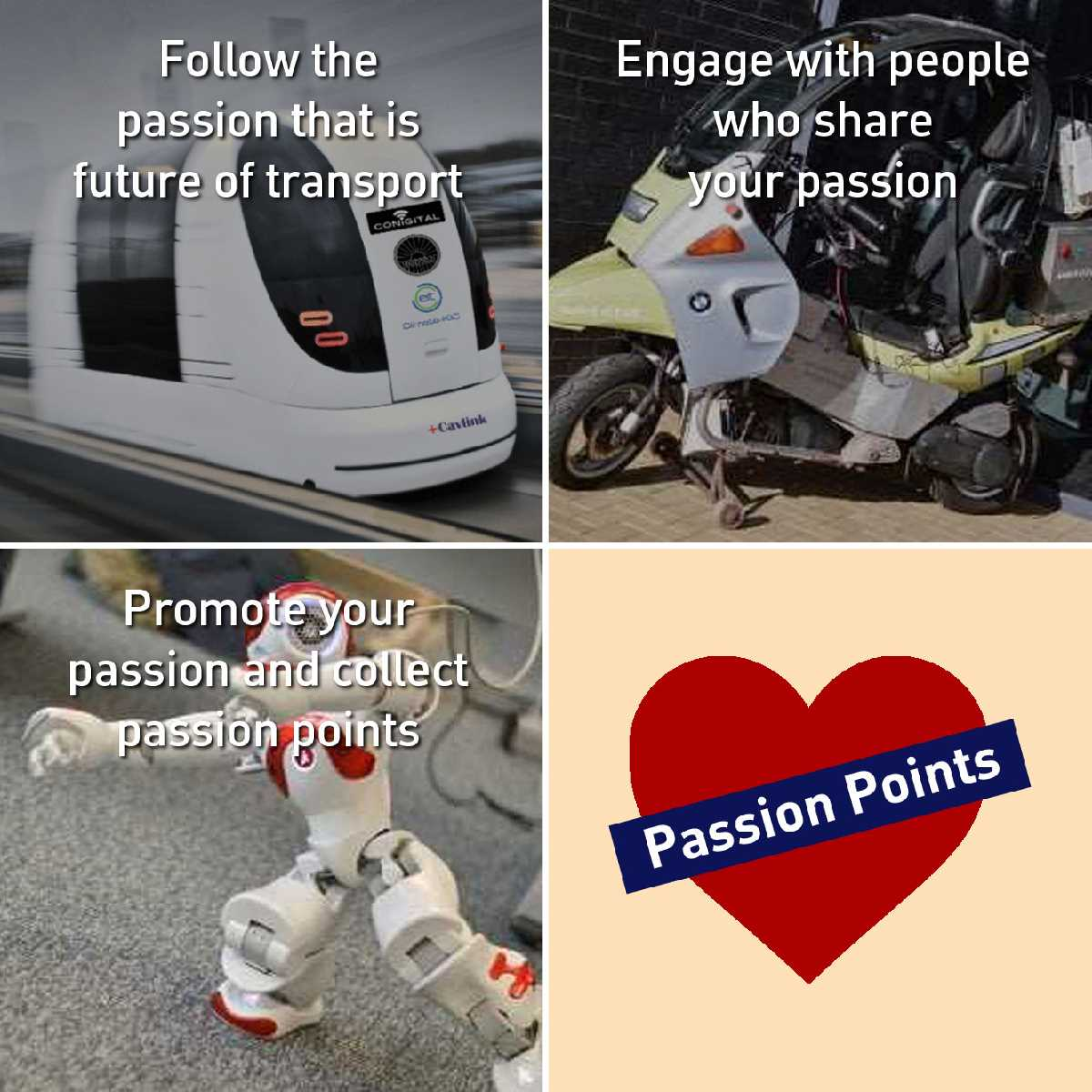 Are you passionate about the Future of Transport? Join Us!