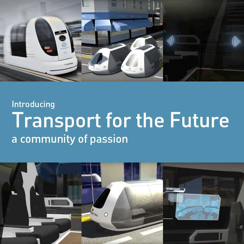 Transport for the Future - a FreeTimePays Community of Passion and digital portal for people who want to make a difference!